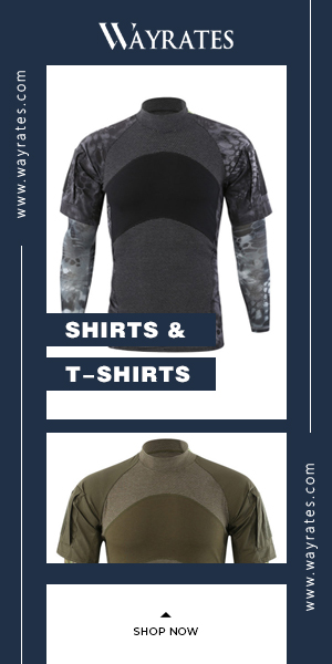 Wayrates Tactical Shirts & T-Shirts