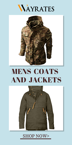 Wayrates Tactical Coats & Jackets