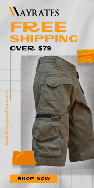 Wayrates Tactical Shorts